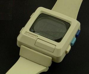 seiko, 80s, and futuristic image