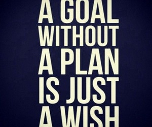 quote, wish, and goals image