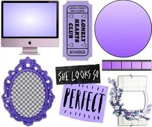 overlay, purple, and editing image