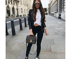 chic, street, and style image