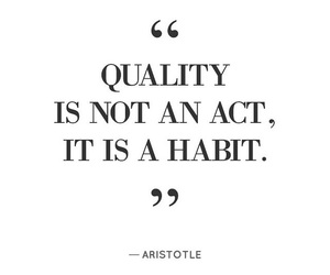quotes and quality image