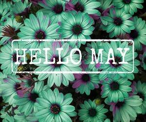 may and hello image