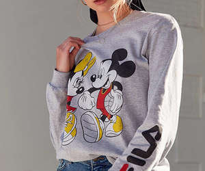 disney, long sleeve, and sweater image