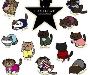hamilton and neko atsume image