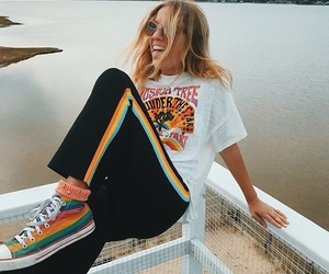 converse, hippy, and fashion image