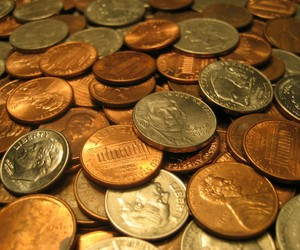 coins, gold, and money image