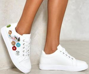 embellished, say it with flowers, and sneaker image