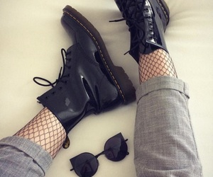 accessories, aesthetic, and black image