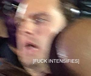 meme, sebastian stan, and reaction pic image