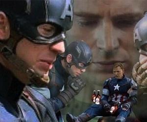 Marvel, meme, and captain america image