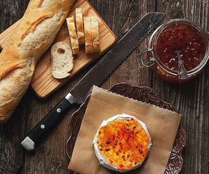 bread, food, and jam image