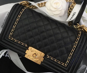 black and chanel image
