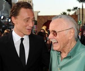 legend, Marvel, and stan lee image