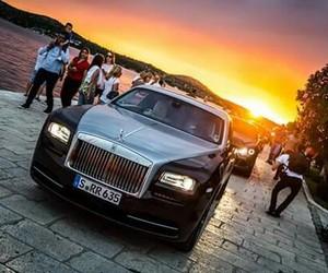 Croatia, luxury, and rolls royce image