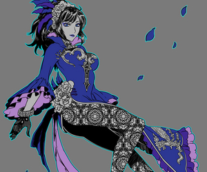 clothes, dynasty warriors, and illustration image
