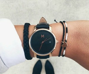 fashion, accessories, and black image