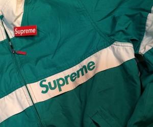 supreme and green image