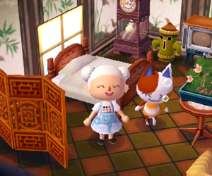 animal crossing, new leaf, and game image