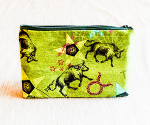 etsy, boho pouch, and pencil case image