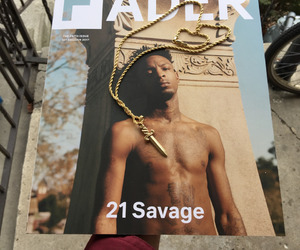 music, the fader, and rappers image