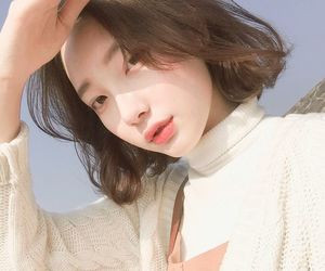asian, asian fashion, and korean model image