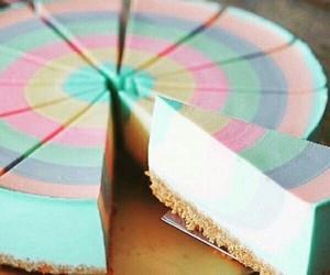 cake, sweet, and food image