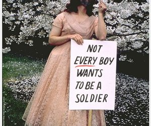boy, man, and soldier image