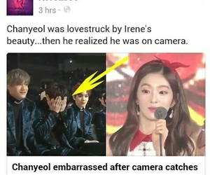 exo, red velvet, and irene image