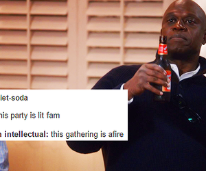 funny, text post, and brooklyn nine nine image