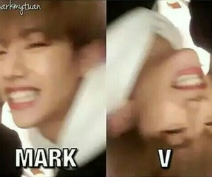 army, funny, and mark image