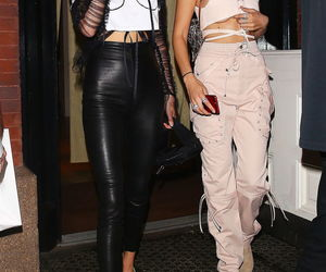 kendall jenner, bella hadid, and style image