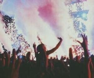 concert, concierto, and party image