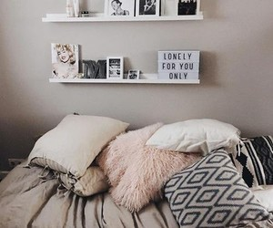bedroom, colours, and room image