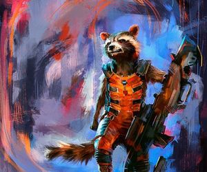 guardians of the galaxy and wisesnail image