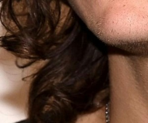 lips, onedirection, and larry image