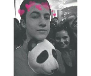 13, panda, and regret image
