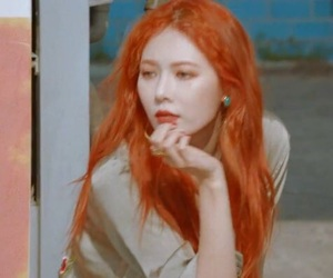 hyuna, triple h, and low quality image