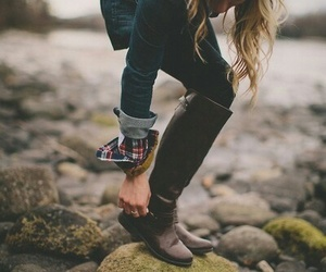 girl, blonde, and hipster image