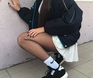 adidas, aesthetic, and hair image