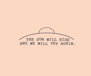 quotes, sun, and wallpaper image