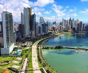 panama, tour, and travels image