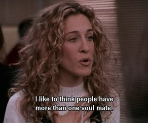 soulmate, quotes, and carrie image