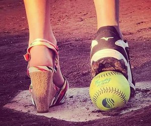 baseball, softball, and beisbol image