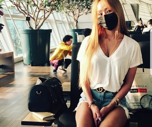 aesthetic, kpop, and hyolyn image