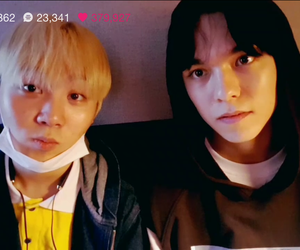 bff, vernon, and hansol image