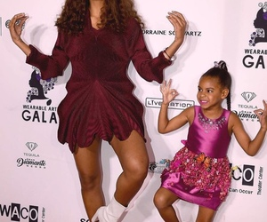 queen bey, blue ivy, and beyoncé image