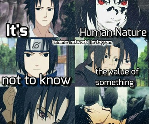 anime, cry, and itachi image