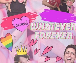 brendon urie, edit, and wallpaper image