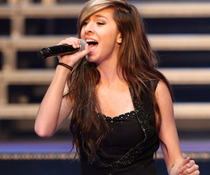 performance, christina grimmie, and teamgrimmie image