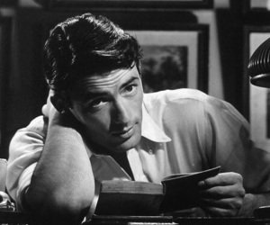 gregory peck, black and white, and vintage image